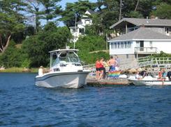 Waterfront family fun